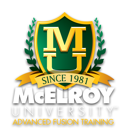 McElroy University Advanced Fusion Training