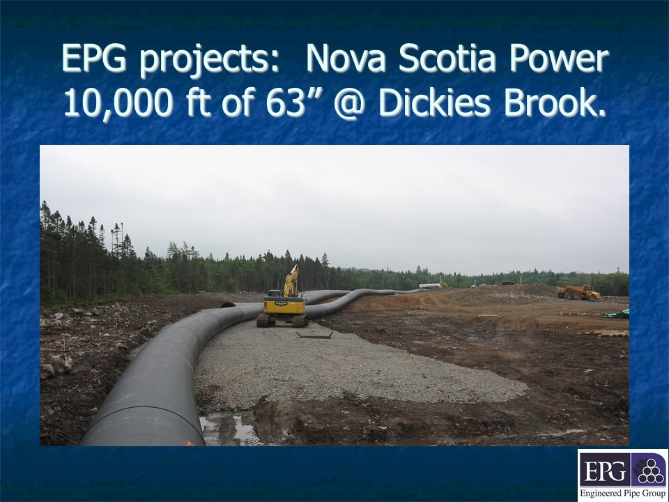 EPG Project - Nova Scotia power